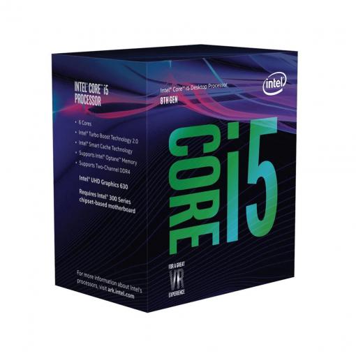 Intel Core i5-8600 3.1 GHz Coffee Lake Processor