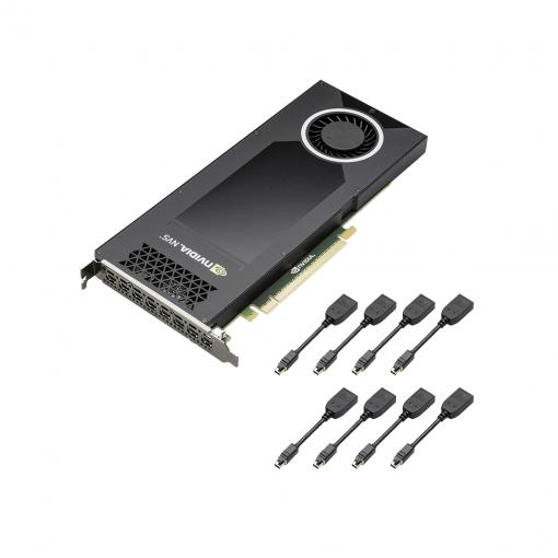 PNY NVIDIA Quadro NVS 810 DP 4GB DDR3