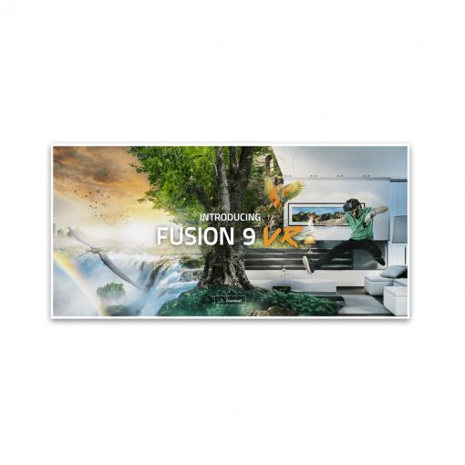 Blackmagic Fusion Studio 9