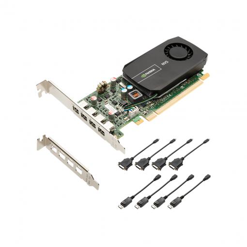 PNY NVIDIA Quadro NVS 510 DVI 2GB DDR3