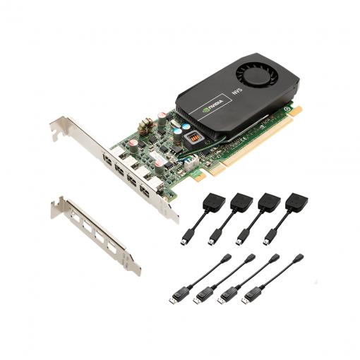 PNY NVIDIA Quadro NVS 510 VGA 2GB DDR3