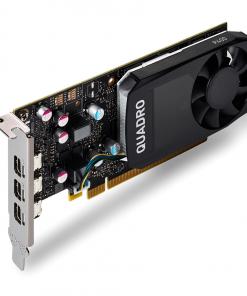 PNY NVIDIA Quadro P400 2GB GDDR5 3x mDisplayPort to DVI-D SL adapter Adapters