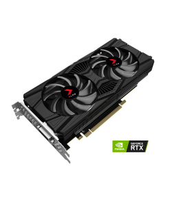 PNY NVIDIA GeForce RTX 2070 XLR8 Gaming Overclocked Edition 8GB GDDR6 Twin Fan