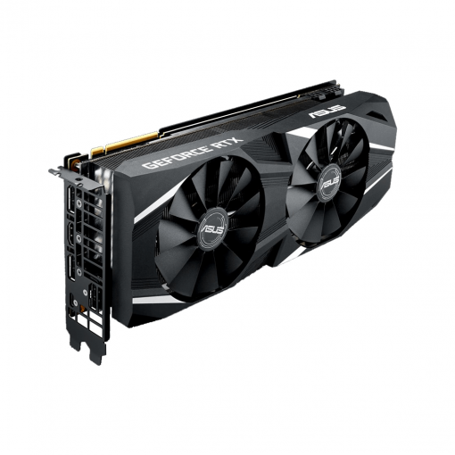 ASUS NVIDIA Dual GeForce RTX 2080 Advanced Edition 8GB GDDR6