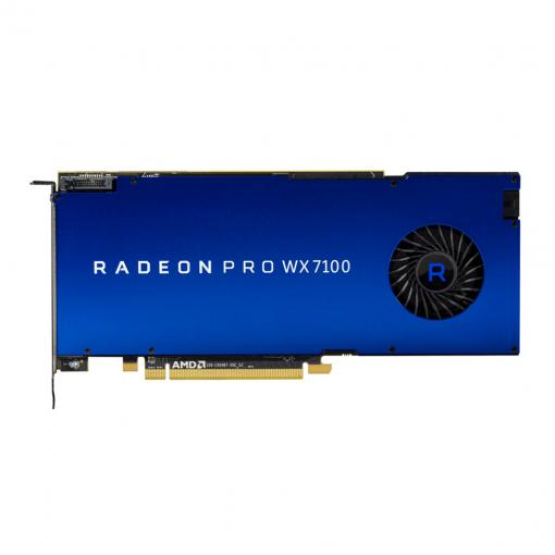 AMD Radeon Pro WX 7100 Professional Graphics Card 8Gb GDDR5