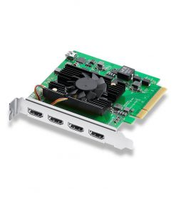 Blackmagic DeckLink Quad HDMI Recorder