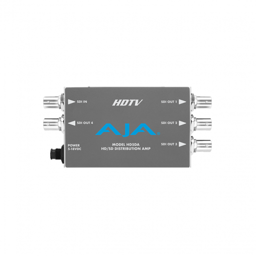 AJA HD5DA Serial Digital Distribution Amplifier