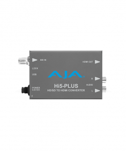 AJA Hi5-Plus HD/SD To HDMI Converter