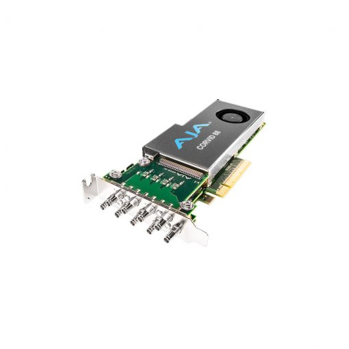 AJA CORVID 88-T PCIE 2.0 I/O Card