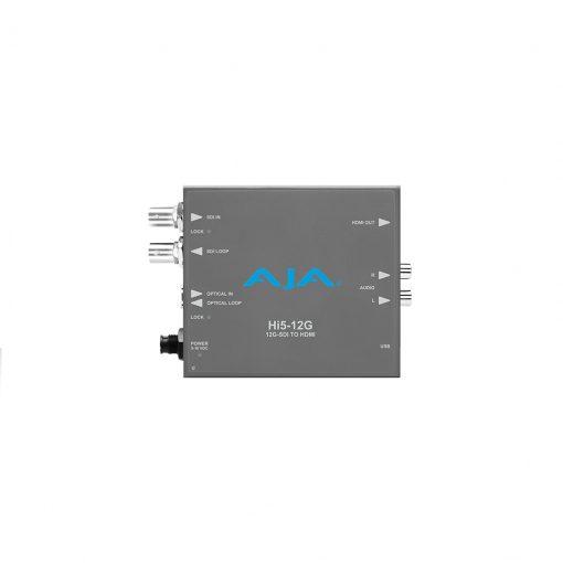 AJA Hi5-12G-R 12G-SDI to HDMI Converter